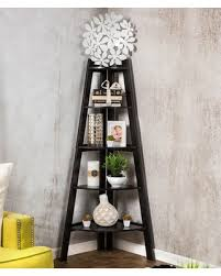 don u0027t miss this bargain furniture of america kiki 5 tier corner