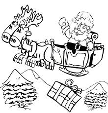 Coloriage Chanson de Noël Jingle Bells Coloriage Chanson de Noël