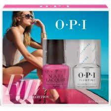 opi fiji nail polish two timing the zones u0026 top coat set 2 x 15ml