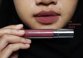 Wardah Lip Di Pasaran wardah exclusive matte lip new shades swatches lovelia by