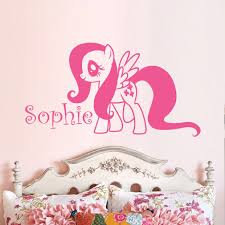 My Little Pony Bedroom My Little Pony Fluttershy Vinyl Wall Decal Amazon Co Uk Kitchen