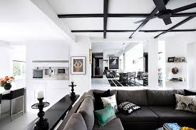 house tour this stunning home was created with only black and