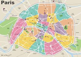 Map Route Planner by Paris Top Tourist Attractions Map City Sightseeting Route Planner