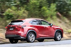 lexus rc 300t lexus nx 2017 review price specification whichcar