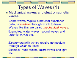 Vermont what type of seismic waves travel through earth images Types of waves 1 mechanical waves and electromagnetic waves jpg