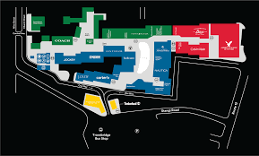 complete list of stores located at liberty village outlet