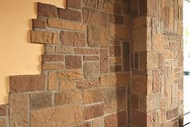 Ideen Mit Steinen Interessant Wandgestaltung Stein Beabsichtigt Andere Wohnzimmer