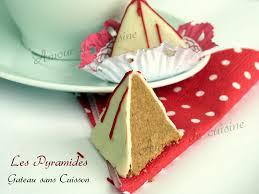 cuisine sans cuisson gateau algerien les pyramides au chocolat sans cuisson amour de