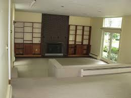half wall bookcase a concord carpenter