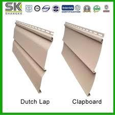 Shiplap Pvc Cladding Plastic Decorative Exterior Wall Panel Vinyl Shiplap Cladding