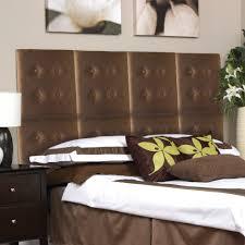 upholstered modern headboard ideas wall mounted arafen
