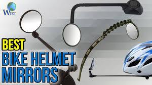 best helmet mounted light 6 best bike helmet mirrors 2017 youtube