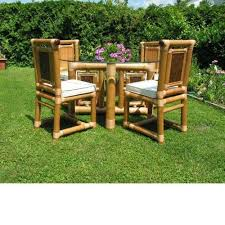 Bamboo Dining Table Set Bamboo Dining View Specifications Details Of Bamboo Dining