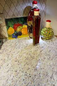 Harlequin Backsplash - formica premium laminate santa cecilia gold etchings finish with