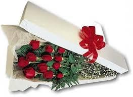 boxed roses boxed roses box of stemmed roses in spruce grove ab spruce