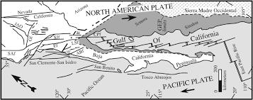 Morelia Mexico Map by Surface Rupture Of The Morelia Fault Near The Cerro Prieto
