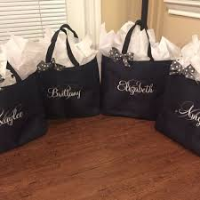 bridesmaid bags bridesmaids gift ideas inspired from etsy mid south