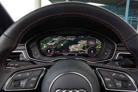 audi dashboard 2017 2018 audi a5 s5 sportback first drive review