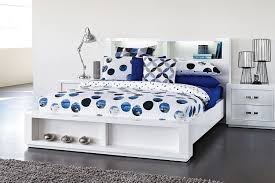 Bed Frames Harvey Norman Summit King Bookend Bed Frame By Stoke Furniture Harvey Norman