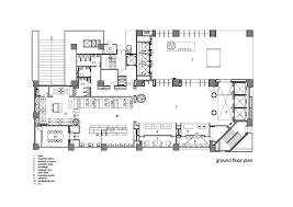 hotel dua koan design ground floor plan house plans 41797