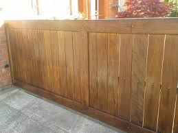 oil or varnish on exterior wood painting decorating