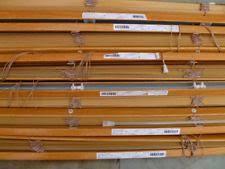 Venetian Blinds Wood Effect Wood Effect Venetian Blinds Ebay