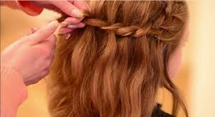 cute hairstyles for first communion communion hairstyles tutorials for your little girl