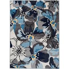 Hibiscus Rug Floral U0026 Plant Kids U0027 Rugs You U0027ll Love Wayfair