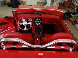 1968 corvette interior 1968 custom convertible former stallone car 660hp car