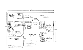 master suites floor plans julie u0027s first draft 200 year old farmhouse becomes master suite