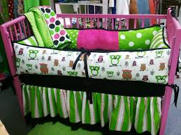 Baby Crib Bedding For Girls by Cute Unisex Baby Owl Nursery Bedding Ideas Baby Nursery Ideas