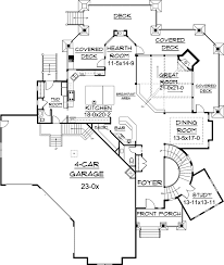 houseplans and more kemper hill mountain home plan 101s 0003 house plans and more