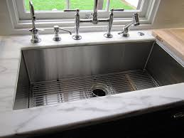 1930s Kitchen Sink Exclusive Stainless Steel Sink With Drainboard U2014 Home Ideas Collection
