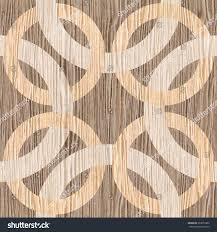 Decorative Panels by Decorative Chain Rings Seamless Background Interior Stock
