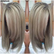 coloring gray hair with highlights hair highlights for best highlights to cover gray hair wow com image results updos