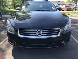 nissan maxima hid headlights 2012 nissan maxima for sale in ramsey mn 55303