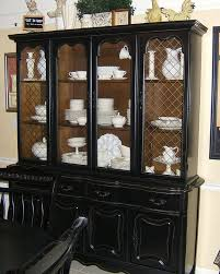 distressed finish 60 u0027s china cabinet displays my antique