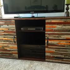 Barn Wood Entertainment Center Custom Tv Stands Entertainment Centers Custommade Com