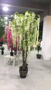 plant nursery best price artificial bonsai dracaena fragrans bird
