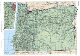The Map Of The Usa by Oregon Mapfree Maps Of Us