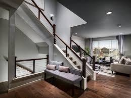 townhome 263 floor plan in pioneer hills townhomes calatlantic homes