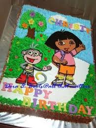 must get this dora cake for molly u0027s 3rd birthday molly u0027s 3rd