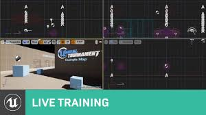 Map From Unreal Tournament Building A Map From Scratch Live Training