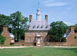 colonial capitol building in williamsburg virginia pictures