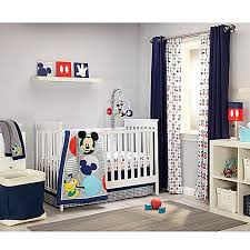 Mickey Mouse Crib Bedding Sets Disney Mickey S Best Buddies Crib Bedding Collection Bed Bath
