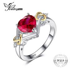 ruby engagement rings online get cheap ruby engagement ring aliexpress com alibaba group