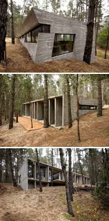 Old Homes With Modern Interiors Best 25 Concrete Houses Ideas Only On Pinterest Forest House