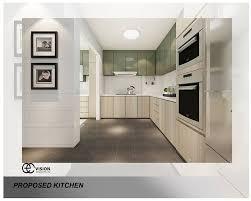 Hdb Kitchen Design 9 Kitchen Design Ideas For Your Hdb Flat
