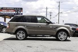 range rover camping 2011 land rover range rover sport hse lux stock 272396 for sale