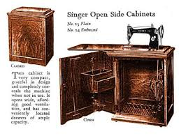 Singer Sewing Machine Cabinets by Sourcing Wood For Furniture Then U0026 Now The Singer Sewing Machine